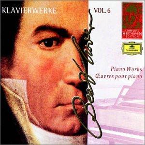 Complete Beethoven Edition Vol 1 (Complete Beethoven Edition Vol. 6 - Piano Works / Demus, Alder, Gilels, Mustonen, Kempff, Barenboim)
