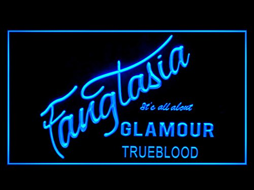 Fangtasia True Blood Bar Led Light Sign ()