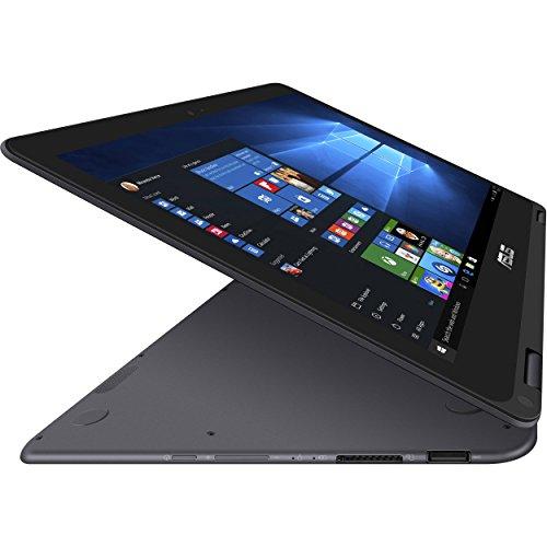 "Asus UX360UA ZenBook Flip UX360CA 2-in-1 - 13.3"" Touchscreen QHD+ (3200x1800) | Intel Core i5-7Y54 | 256GB SSD | 8GB RAM | Bluetooth | Windows 10 - Dark Grey"