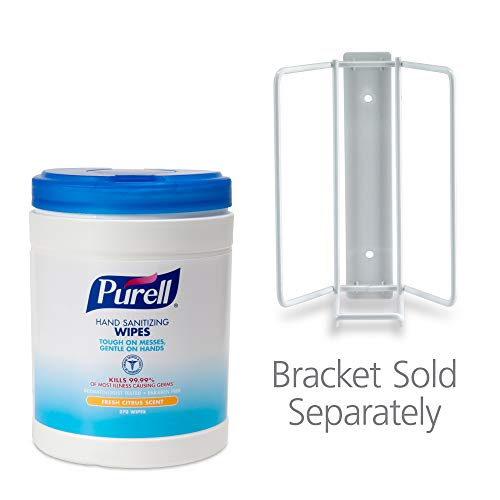 PURELL Hand Sanitizing Wipes Fresh Citrus Scent 270 Count Alcoholfree formula Sanitizing Wipes in