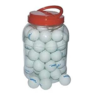Softee - Jar 60 Tischtennisbälle