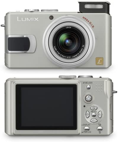 Panasonic DMC-LX1S product image 8