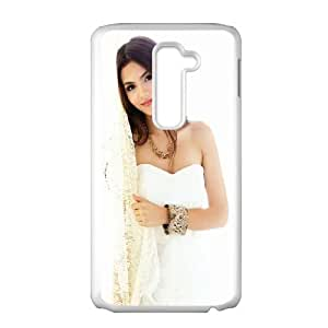 LG G2 Cell Phone Case White Victoria Justice 2 BNY_6964091