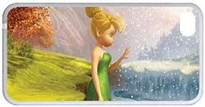 Decent Seller Peter Pan stories Tinker Bell Iphone4/4S TPU Case Cover