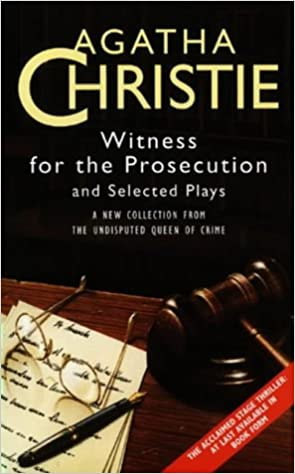 Witness For The Prosecution Book