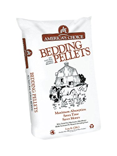 American Wood FIBERS PELLETS PinePellet Bedding, 40 lb