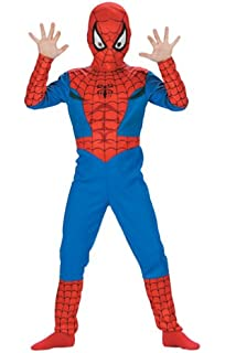 Spider-Man Child XL size 10H-12H Super Hero Costume