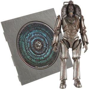 Cyberman Pandorica Guard Doctor Who Pandorica Action Figure and CD