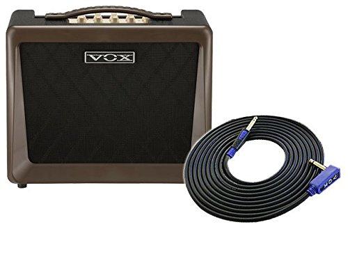 高い素材 VOX (ヴォックス) 真空管 アコースティックギターアンプ VX50-AG VGS-30 セット + シールド VOX VOX VGS-30 セット B07G24CMNK, BLOWZSHOP:a75ba70b --- a0267596.xsph.ru