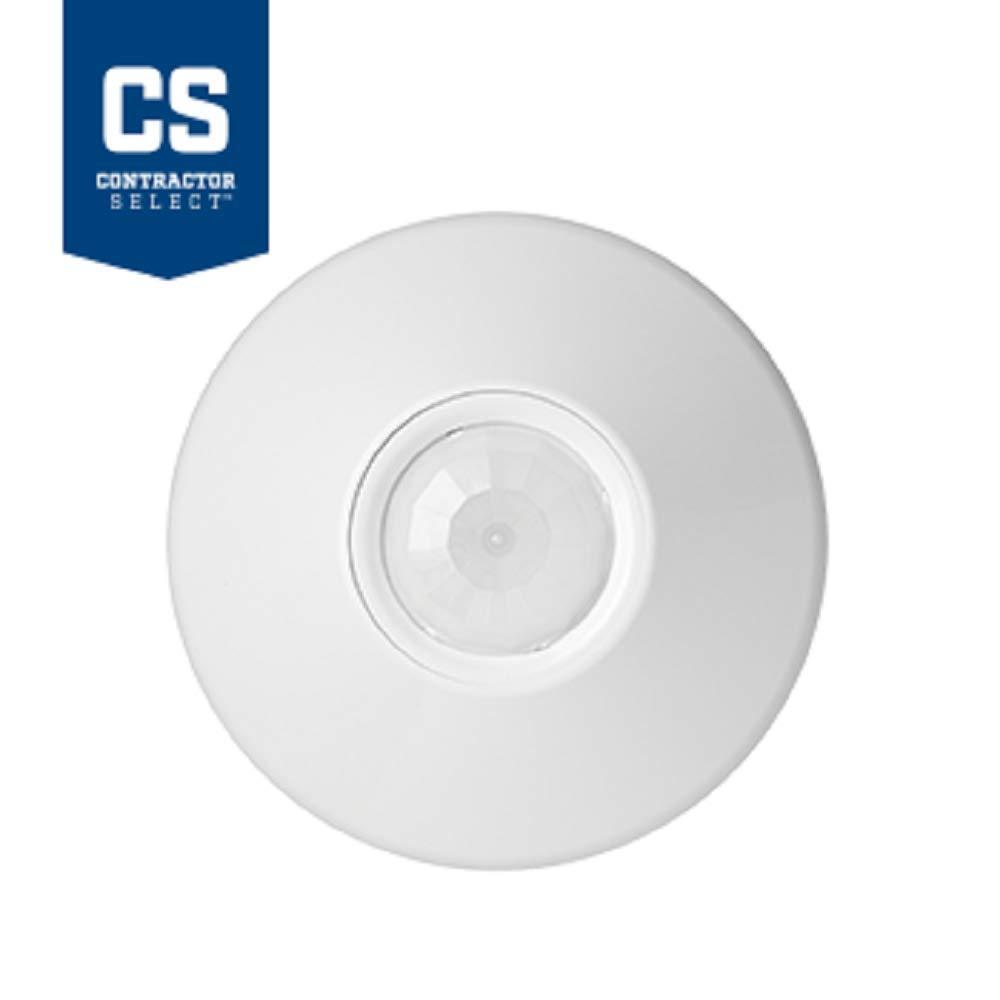 Amazon.com: Sensor Switch CMRB 6 High Bay, Passive Infrared Fixture Mount Occupancy Sensor, White: LACUITY BRANDS COMPANY: Home Improvement