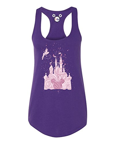 DisGear Perfectly Pink Princess Castle Mickey Theme Park Apparel for Women