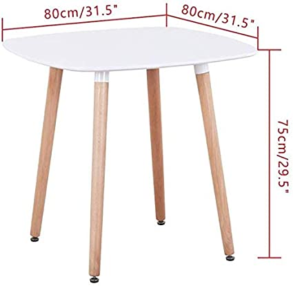 Ansley Hosho Small Dining Table And Chairs Set Of 2 3 Pieces Kitchen White Wooden Dining Room Table And 2 Pink Velvet Chairs For Small Apartment Dining Room Sets Dining Room Furniture