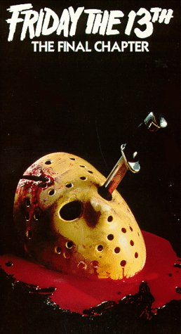 Friday the 13th: The Final Chapter [VHS]