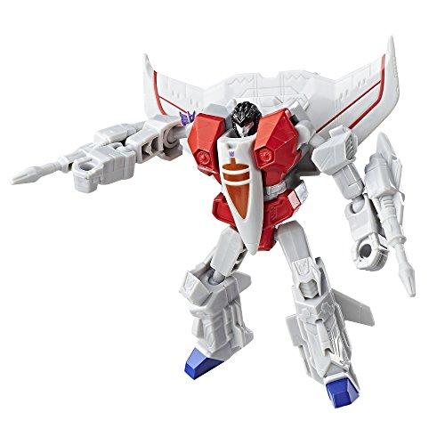 - Transformers Authentics Decepticon Starscream Action Figure, 4 Inches