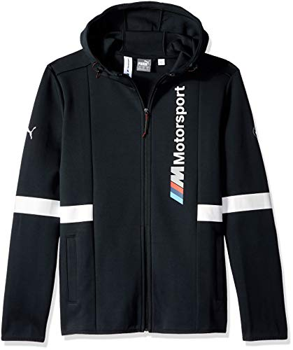 550331c0 SHOPUS | PUMA Men's BMW Motorsport Hooded Sweat Jacket, F ...