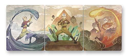 Avatar: The Last Airbender The Complete Series, colección SteelBook de edición limitada del 15º aniversario [Blu-ray]