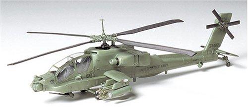 タミヤ 1/72 ウォーバードコレクション WB-7 AH-64アパッチ