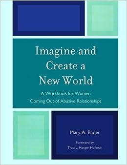 Book Imagine & Create A New World: A Workbook
