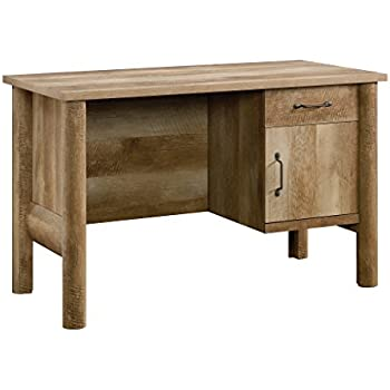 Amazon Com Sauder 420196 Dakota Pass Desk 53 15 Quot L X 21