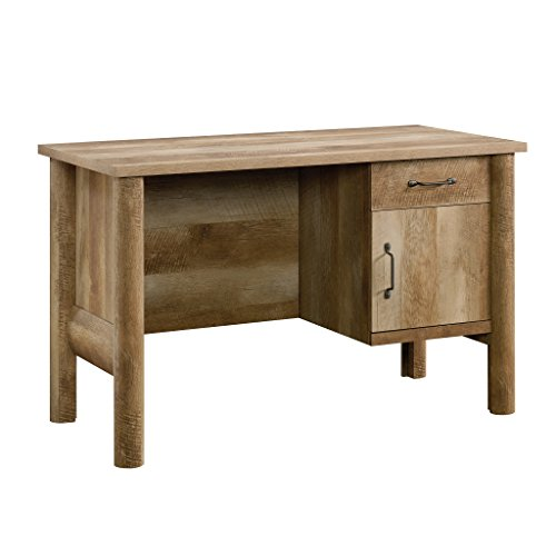 Cheap Sauder 419900 Desk, 47.165″ x 23.465″ x 29.094″, Craftsman Oak
