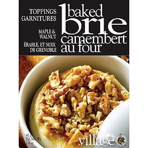 Baked Brie Maple & Walnut Topping Mix - Dip Mix Walnut