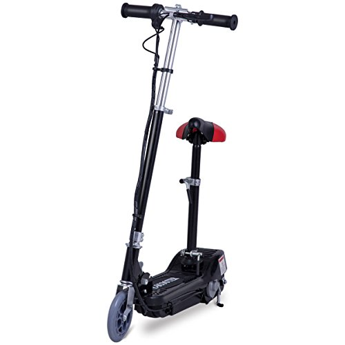 top 10 best electric scooters with seats best of 2018. Black Bedroom Furniture Sets. Home Design Ideas