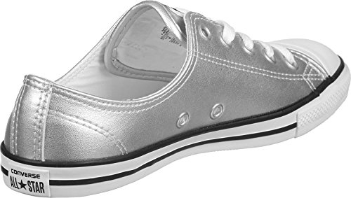 Toile Semelle Dainty Femme En Baskets M Fine Converse Chaussures All Star xUnW6pA