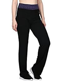 f3a449db8d2 Women s Maternity Yoga Pants Comfortable Lounge Pregnancy Pants Folded Waist