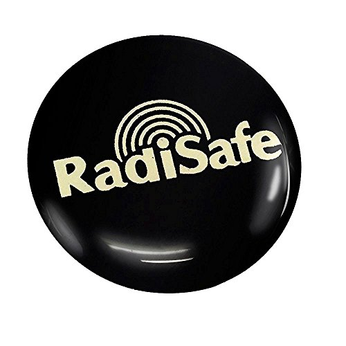 VersionTech Cell Phone Anti Radiation Protector Shield Sticker, EMR Protection Blocker, EMF Neutralizer Patch For Use On All EMF Devices: WiFi, iPhone, iPad, Kindle, Laptop (Cell Phones Wifi)