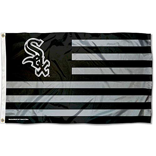 WinCraft MLB Chicago White Sox Nation Flag 3x5 Banner Chicago White Sox Wall Pennant
