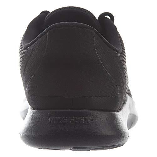 dark Flex Hombre De Grey Para anthracite Nike Running 002 black Zapatillas 2018 black Negro Rn TwxxnqCP