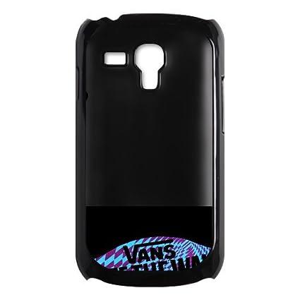 Amazon.com: Vans Off The Wall Samsung Galaxy S3 Mini Case ...