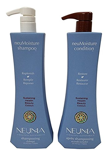 Neuma NeuMoisture Shampoo and Conditioner Fluid Ounce Duo Set 25.4 Fluid Ounce