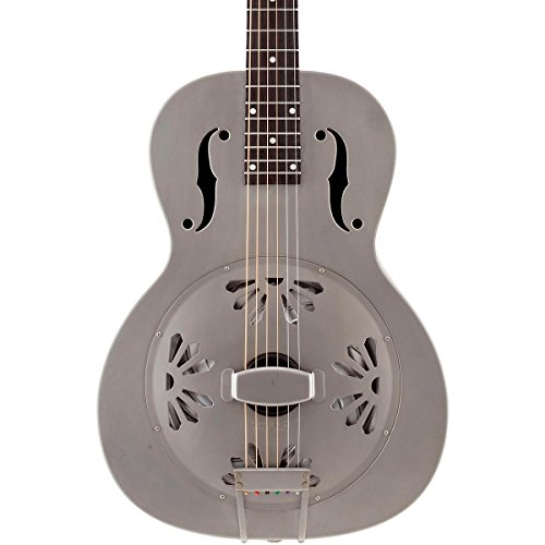 Round Neck Resonator Guitar - 5