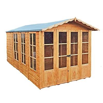 Shire Westminster 12x7 Garden Summer House