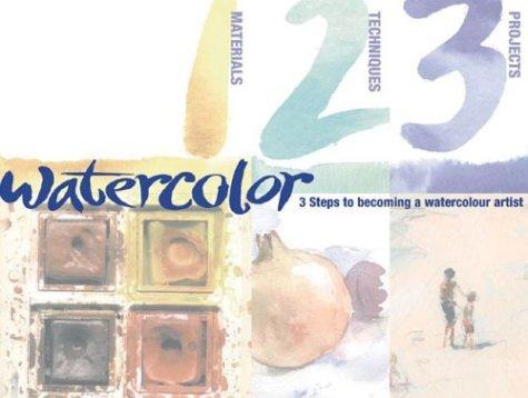 Watercolor 1,2,3