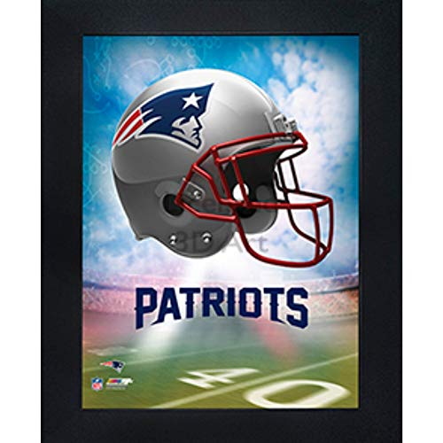 New England Patriots 3D Poster Wall Art Decor Framed  0c43f7d02