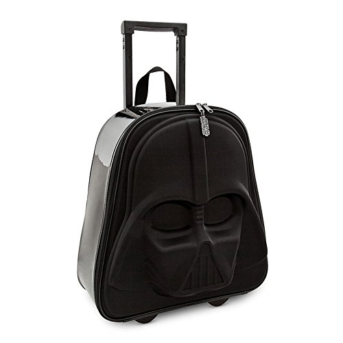 - Disney Darth Vader Rolling Luggage - Star Wars