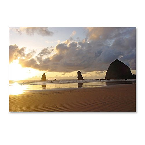 CafePress - Cannon Beach Postcards (Package Of - Postcards (Package of 8), 6
