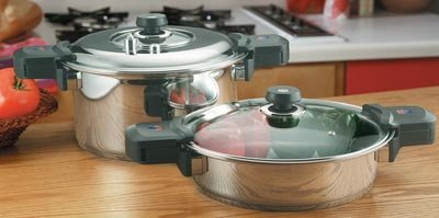 Precise Heat Element Low Pressure, Pressure Cooker by Precise Heat