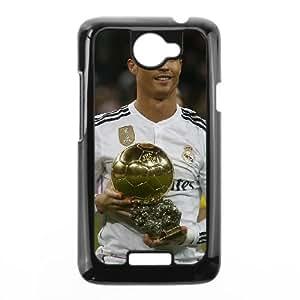 Cristiano Ronaldo HTC One X Cell Phone Case Black LMS3902485