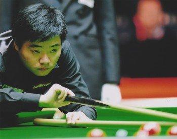 Ding Junhui billar ganador del Campeonato del Reino Unido 10 ...