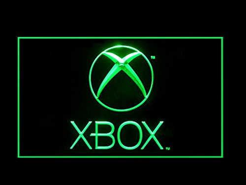 XBOX Games Store Shop Advertising Led Light Sign