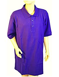 Short Sleeve Pique Kids Unisex Polo Universal School Uniforms