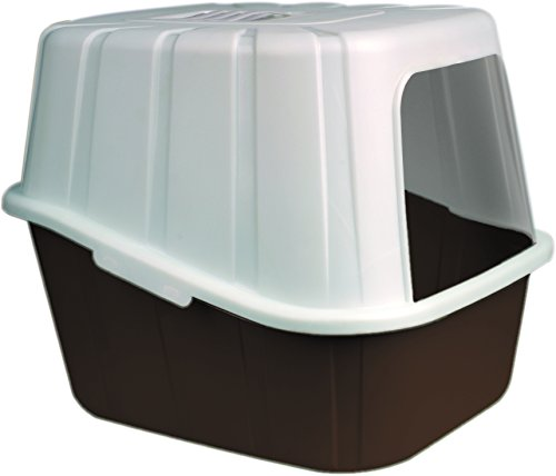 Pet Select Covered Litter Box with Filter