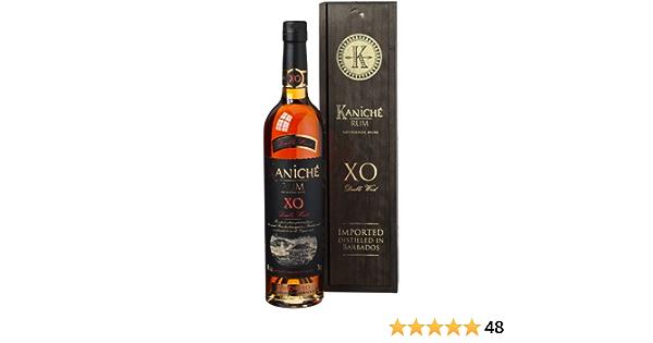 Kaniché XO Double Wood Rum (1 x 0.7 l): Amazon.es ...