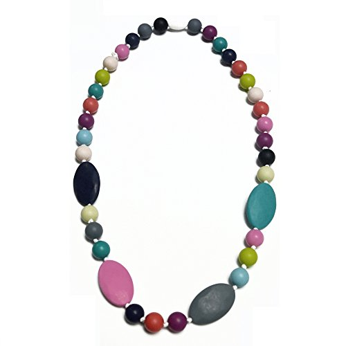 Maberry Silicone Teething Necklace Chewable product image