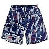 NFL New England Patriots Super Bowl Champ Big Logo shorts - Medium