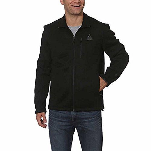 Zip Knit Jacket - 1