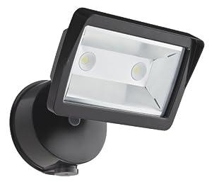 Lithonia Lighting Olfl 14 Pe Bz M4 Security Led Dusk To